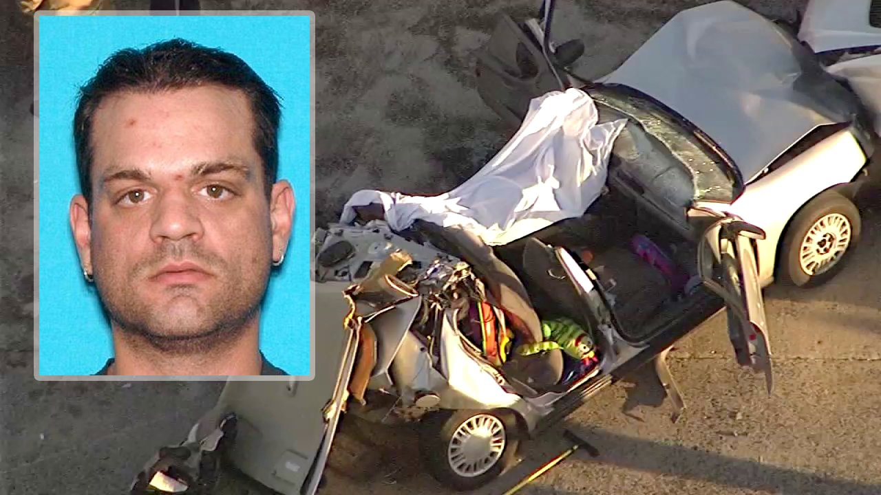 Sentencing for man who was high on Adderall in double fatal crash on NJ  Turnpike