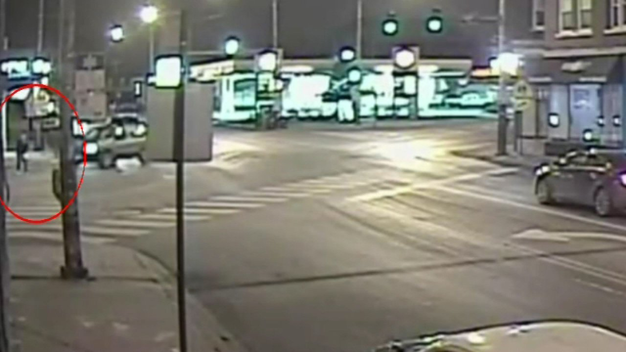 Police are asking the public to take a close look at surveillance video from a deadly hit-and-run in Chicago's Avondale neighborhood.