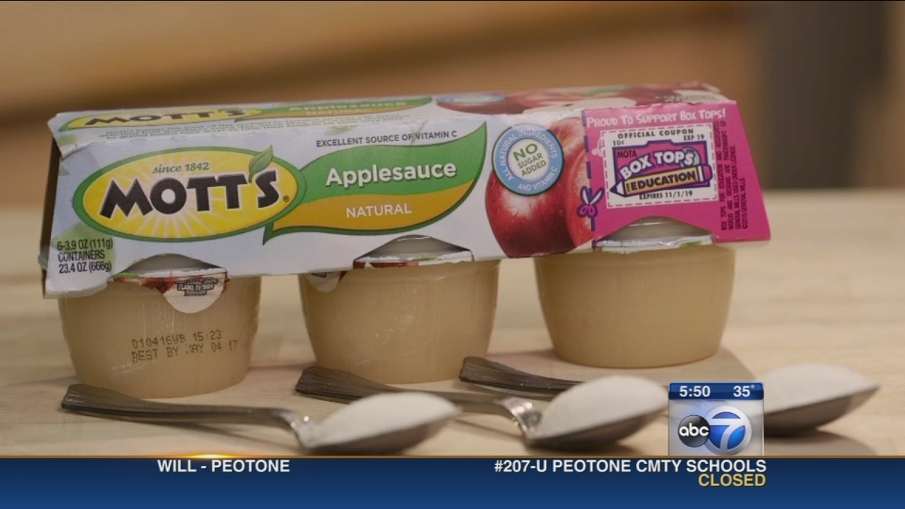 Consumer Reports: Hidden sugar in your food