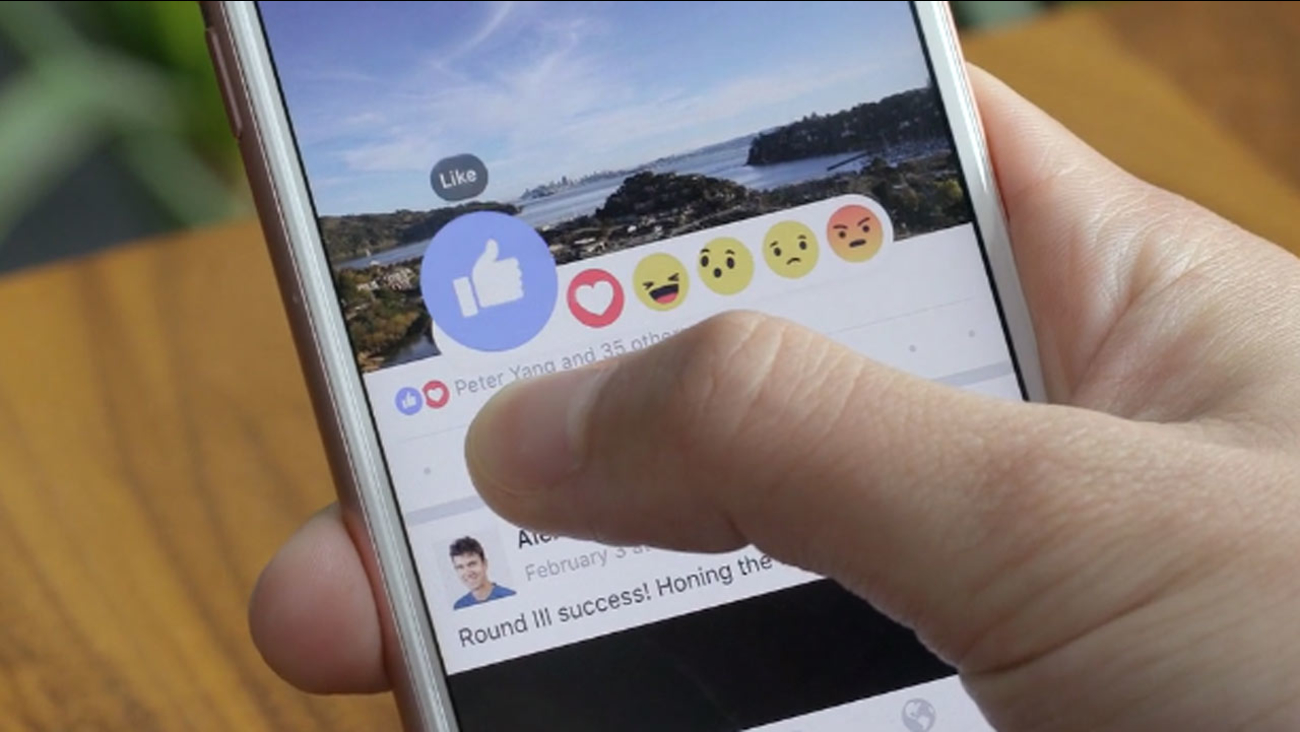 Facebook unveiled Reactions globally on Wednesday, February 24, 2016.