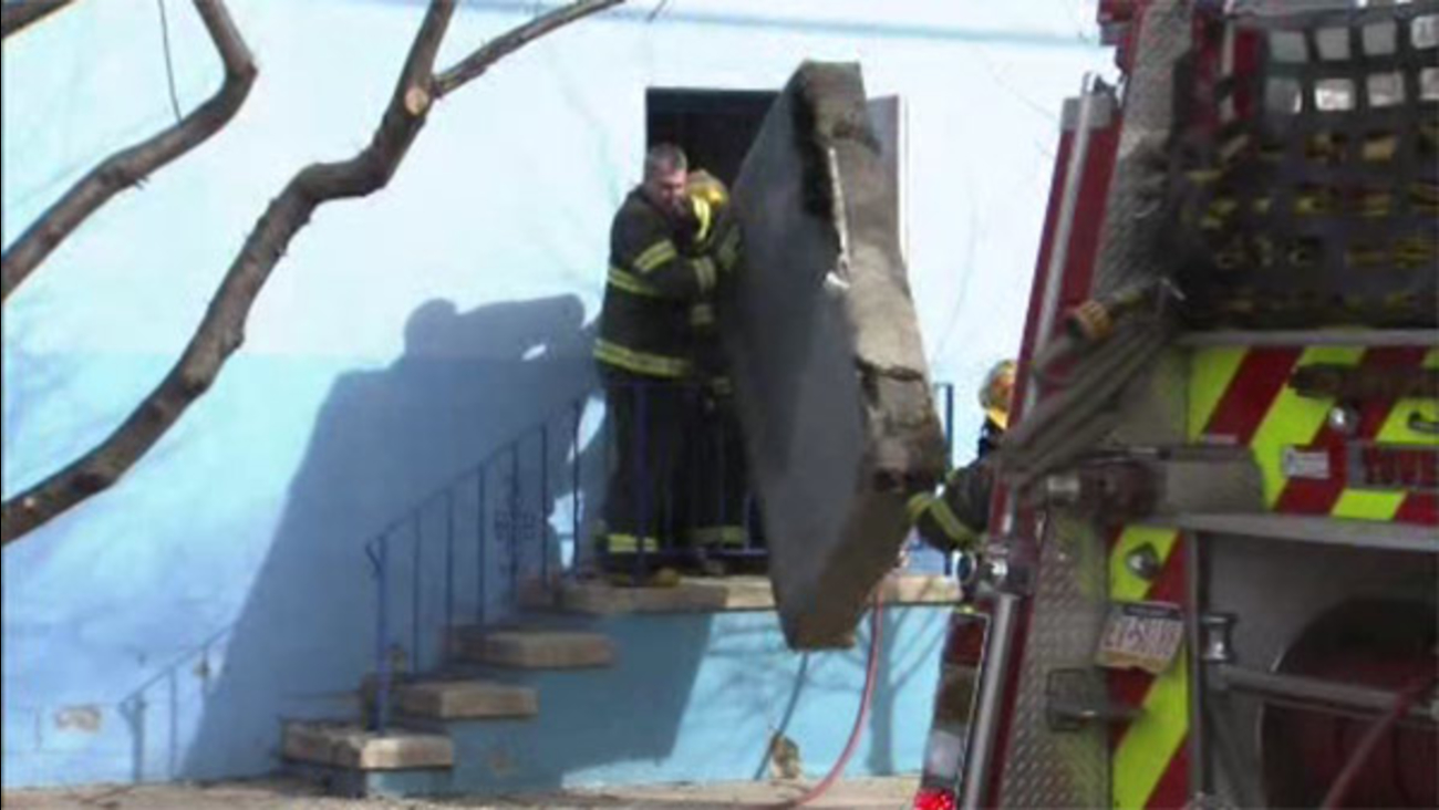 Burning mattress forces evacuations at West Philly hotel
