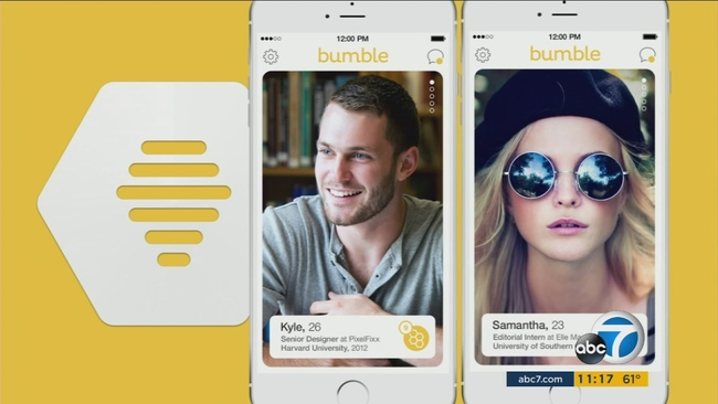 The dating site bumble