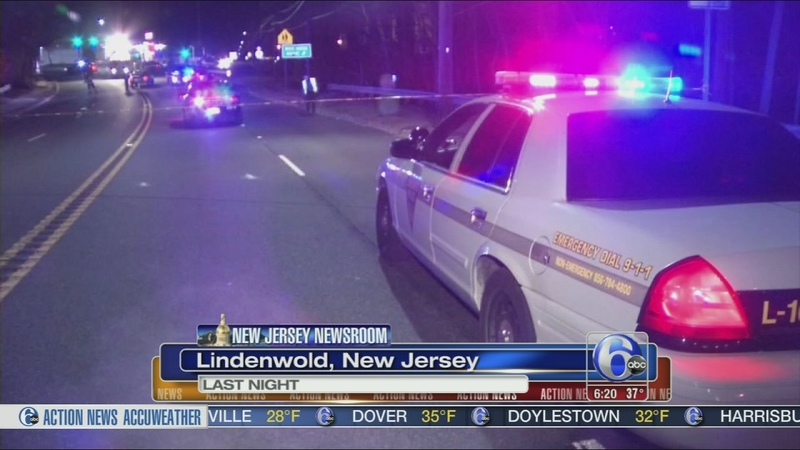 VIDEO: Woman struck by car in Lindenwold