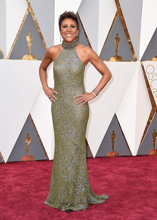 "<div class=""meta image-caption""><div class=""origin-logo origin-image ap""><span>AP</span></div><span class=""caption-text"">Robin Roberts arrives at the Oscars on Sunday, Feb. 28, 2016, at the Dolby Theatre in Los Angeles. (Jordan Strauss/Invision/AP)</span></div>"