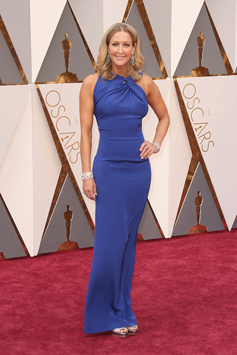 "<div class=""meta image-caption""><div class=""origin-logo origin-image none""><span>none</span></div><span class=""caption-text"">TV personality Lara Spencer attends the 88th Annual Academy Awards at Hollywood & Highland Center on February 28, 2016 in Hollywood, California. (Todd Williamson/Getty Images)</span></div>"