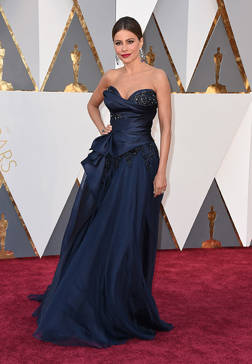 "<div class=""meta image-caption""><div class=""origin-logo origin-image ap""><span>AP</span></div><span class=""caption-text"">Sofia Vergara arrives at the Oscars on Sunday, Feb. 28, 2016, at the Dolby Theatre in Los Angeles. (Jordan Strauss/Invision/AP)</span></div>"