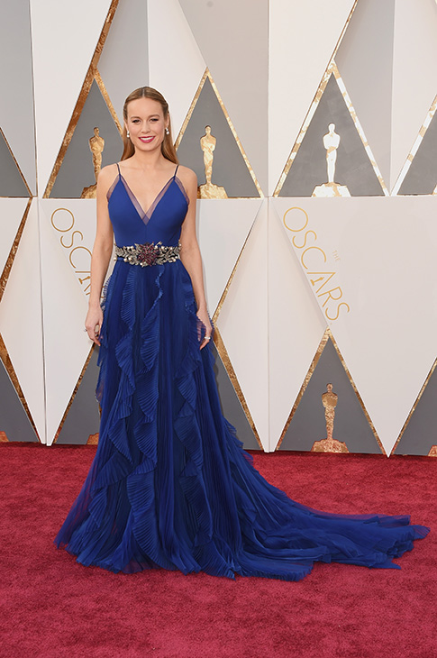 "<div class=""meta image-caption""><div class=""origin-logo origin-image none""><span>none</span></div><span class=""caption-text"">Actress Brie Larson attends the 88th Annual Academy Awards at Hollywood & Highland Center on February 28, 2016 in Hollywood, California. (Jason Merritt/Getty Images)</span></div>"