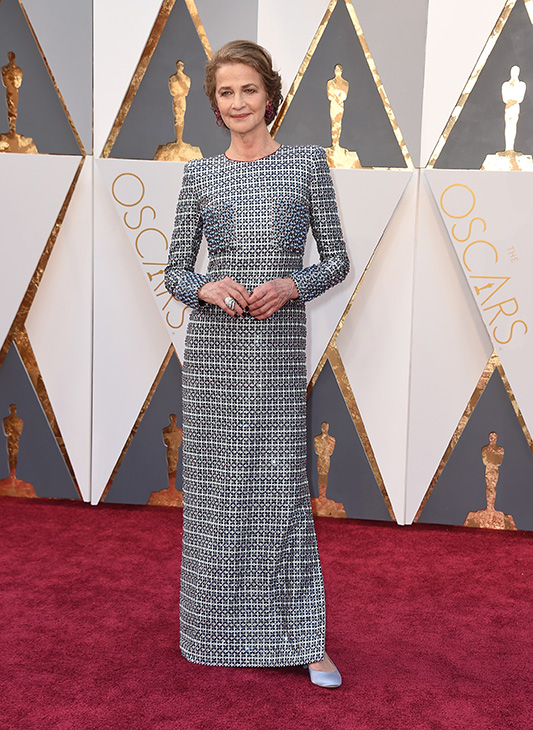 "<div class=""meta image-caption""><div class=""origin-logo origin-image ap""><span>AP</span></div><span class=""caption-text"">Charlotte Rampling arrives at the Oscars on Sunday, Feb. 28, 2016, at the Dolby Theatre in Los Angeles. (Jordan Strauss/Invision/AP)</span></div>"