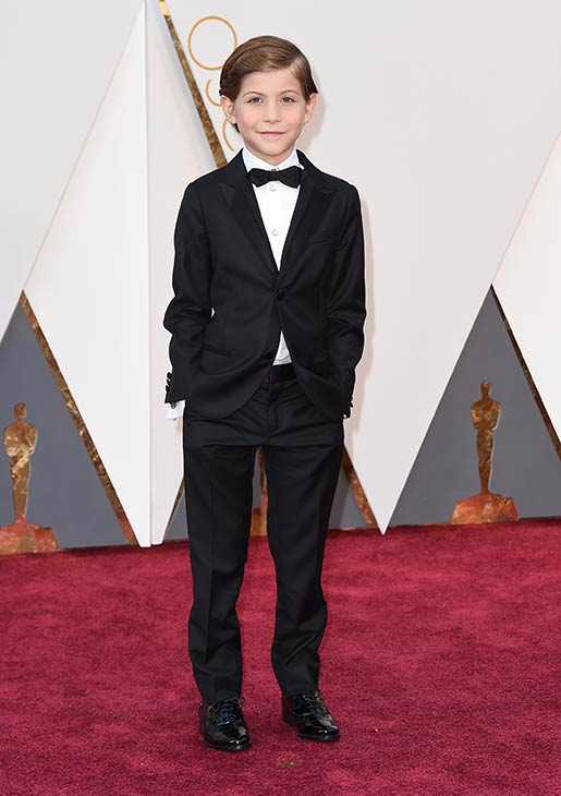 "<div class=""meta image-caption""><div class=""origin-logo origin-image ap""><span>AP</span></div><span class=""caption-text"">Jacob Tremblay arrives at the Oscars on Sunday, Feb. 28, 2016, at the Dolby Theatre in Los Angeles. (Jordan Strauss/Invision/AP)</span></div>"