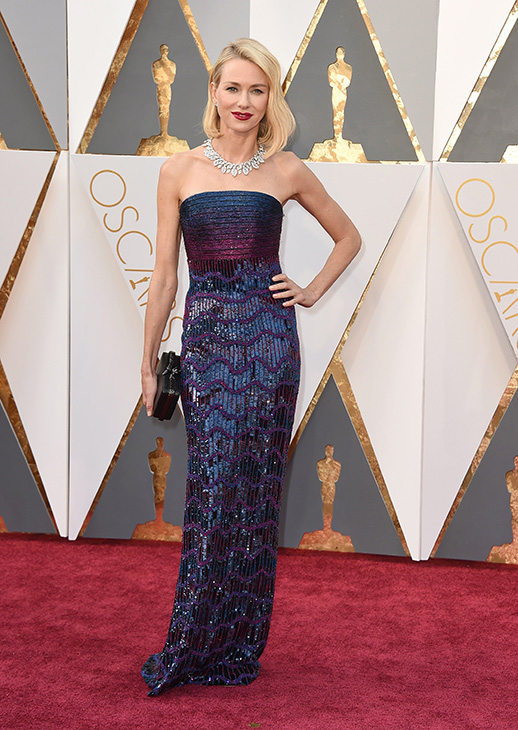 "<div class=""meta image-caption""><div class=""origin-logo origin-image ap""><span>AP</span></div><span class=""caption-text"">Naomi Watts arrives at the Oscars on Sunday, Feb. 28, 2016, at the Dolby Theatre in Los Angeles. (Jordan Strauss/Invision/AP)</span></div>"