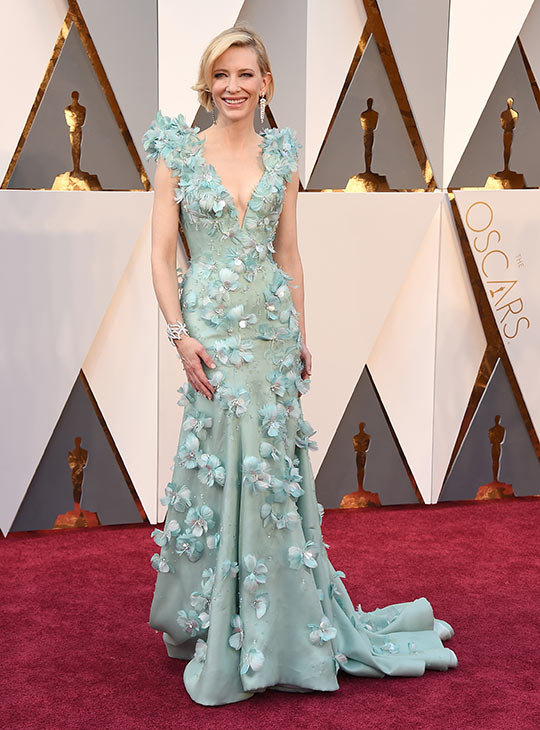 "<div class=""meta image-caption""><div class=""origin-logo origin-image ap""><span>AP</span></div><span class=""caption-text"">Cate Blanchett arrives at the Oscars on Sunday, Feb. 28, 2016, at the Dolby Theatre in Los Angeles. (Jordan Strauss/Invision/AP)</span></div>"