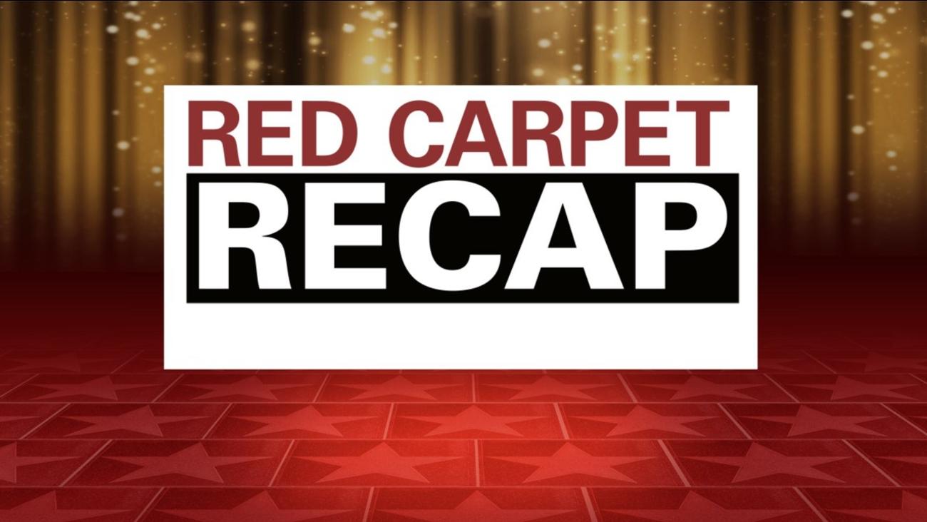 oscars red carpet recap fashion show