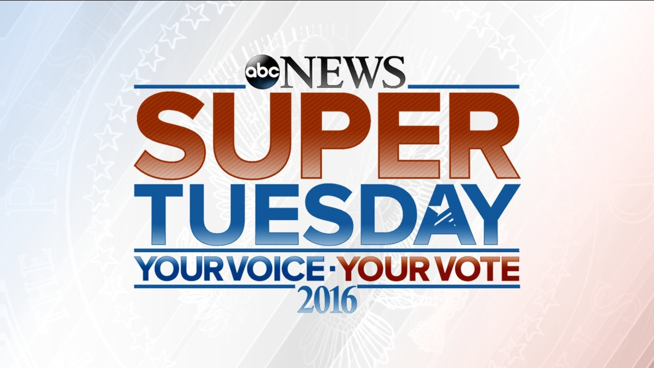 Super Tuesday Live Coverage From ABC News