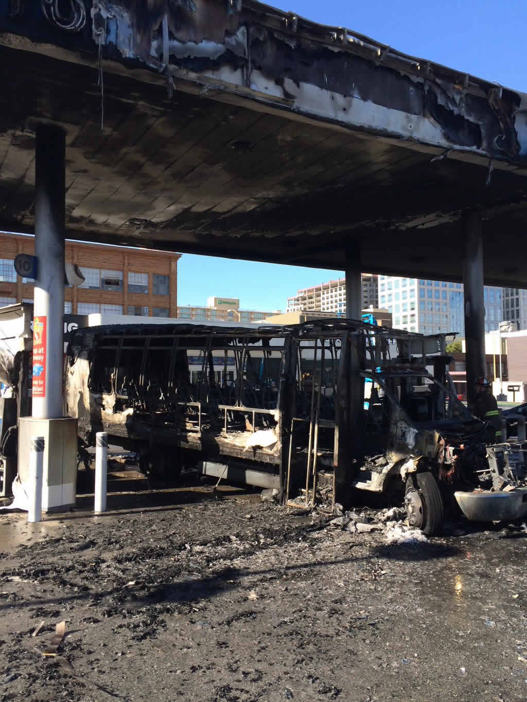 "<div class=""meta image-caption""><div class=""origin-logo origin-image none""><span>none</span></div><span class=""caption-text"">A bus that caught fire at a gas station in San Francisco on Monday, February 29, 2016. (@sffdpio/Twitter)</span></div>"
