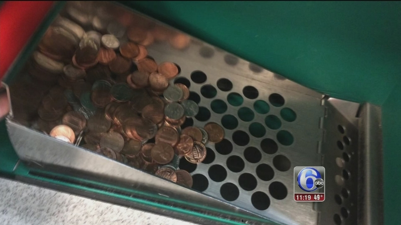 VIDEO: The accuracy of coin counting kiosks in question