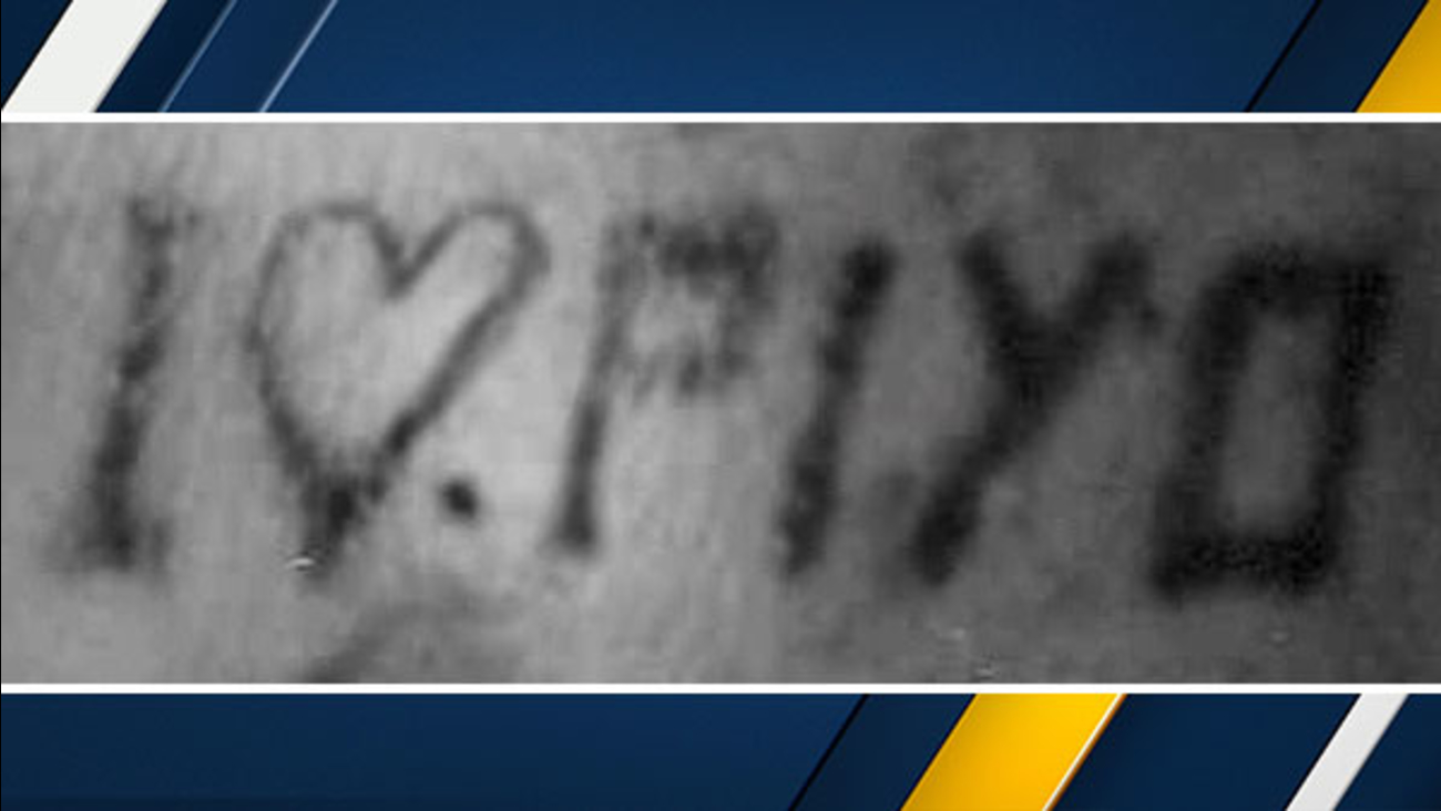 This tattoo was on the left shoulder of Daniel Valencia Munguia, found dead in an Orange County park in 1991.