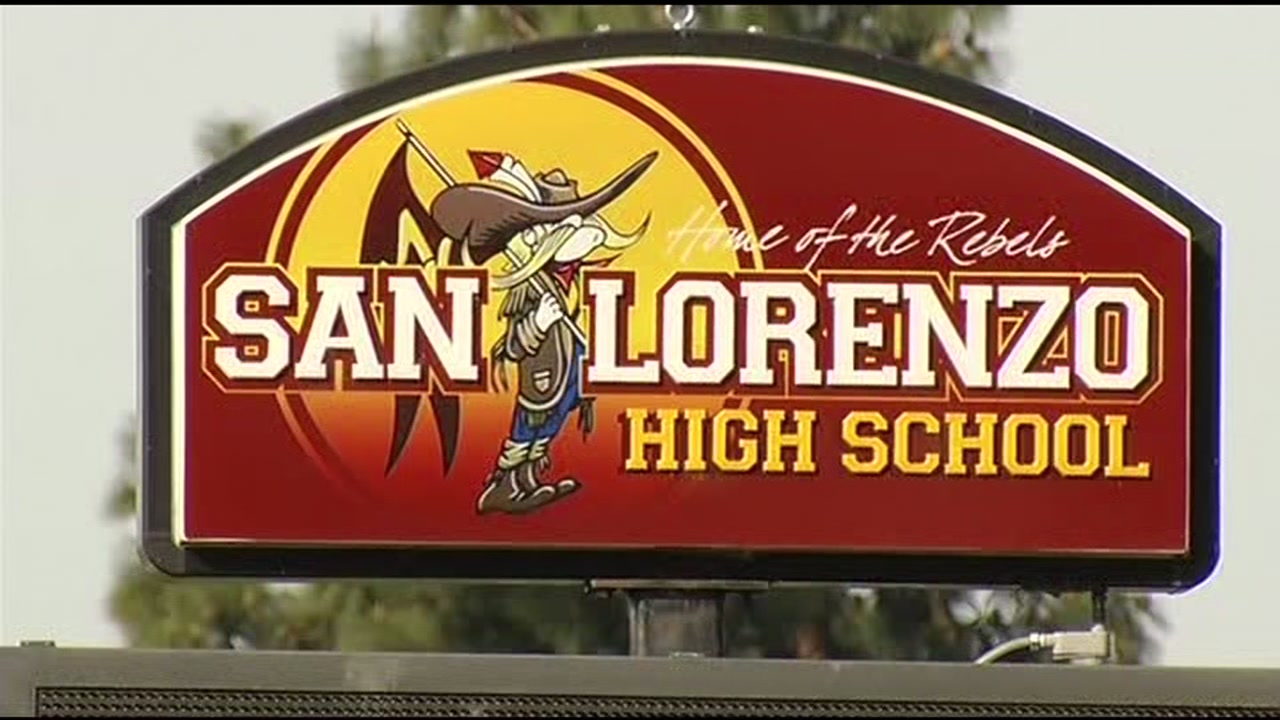 San Lorenzo High School May Change U0027Rebel Guyu0027 Mascot Deemed U0027racistu0027 |  Abc7news.com