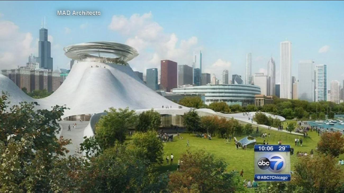 Mayor warns city could lose Lucas Museum
