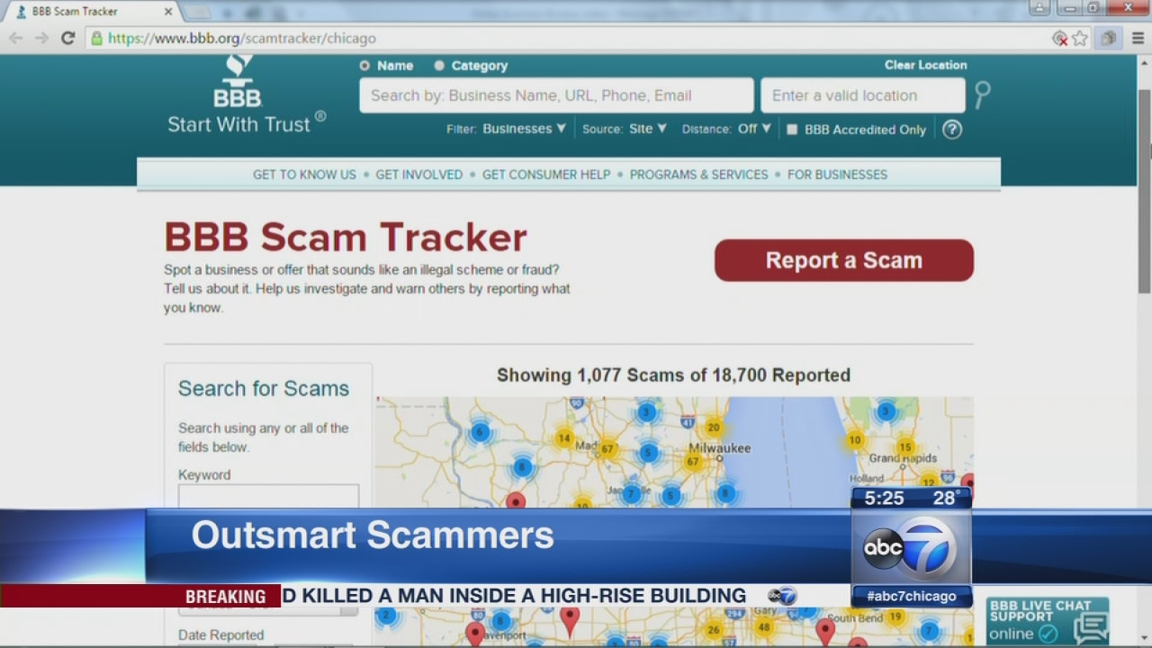 Better Business Bureau: Airline scam exposed; new scam tracker ...