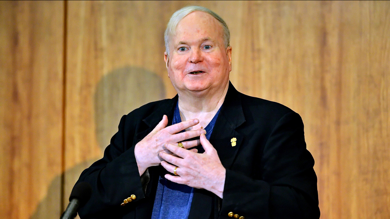 Pat Conroy announced he had pancreatic cancer Feb. 15 on his Facebook page.