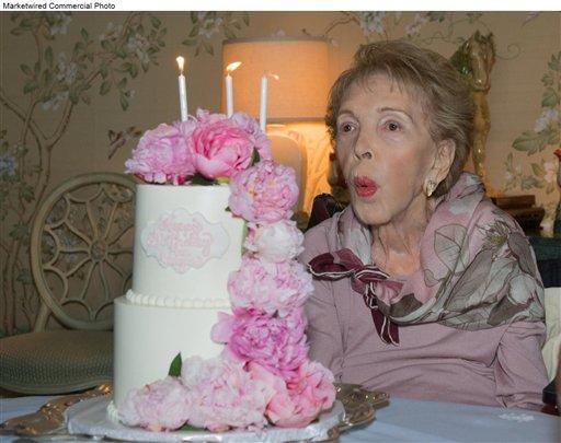 "<div class=""meta image-caption""><div class=""origin-logo origin-image ap""><span>AP</span></div><span class=""caption-text"">Nancy Reagan's 94th Birthday (MKT)</span></div>"