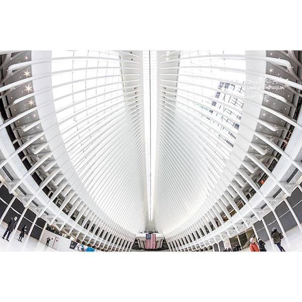 World Trade Center Oculus becomes an Instagram sensation