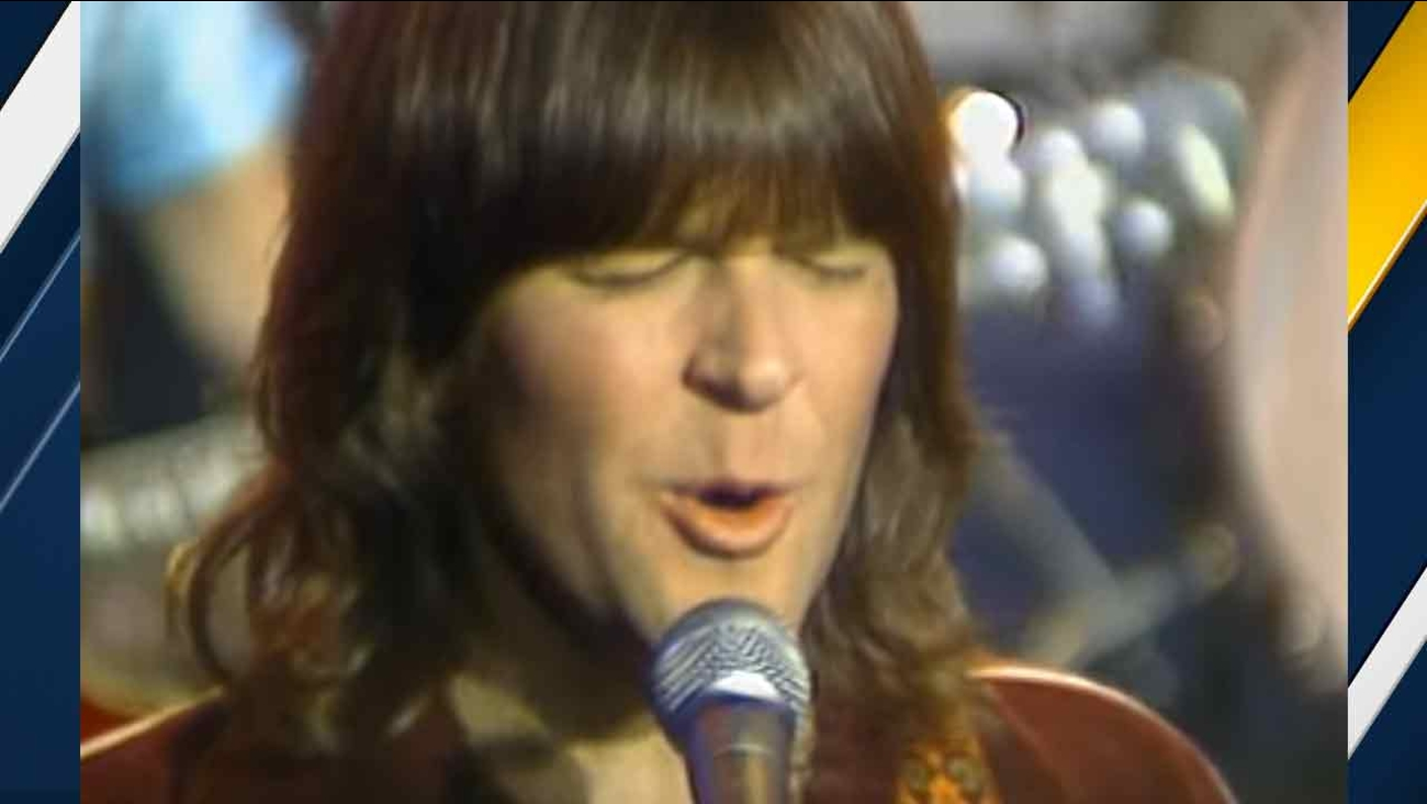"Randy Meisner performing ""Hearts on Fire"" in a music video posted by VEVO on July 13, 2013."