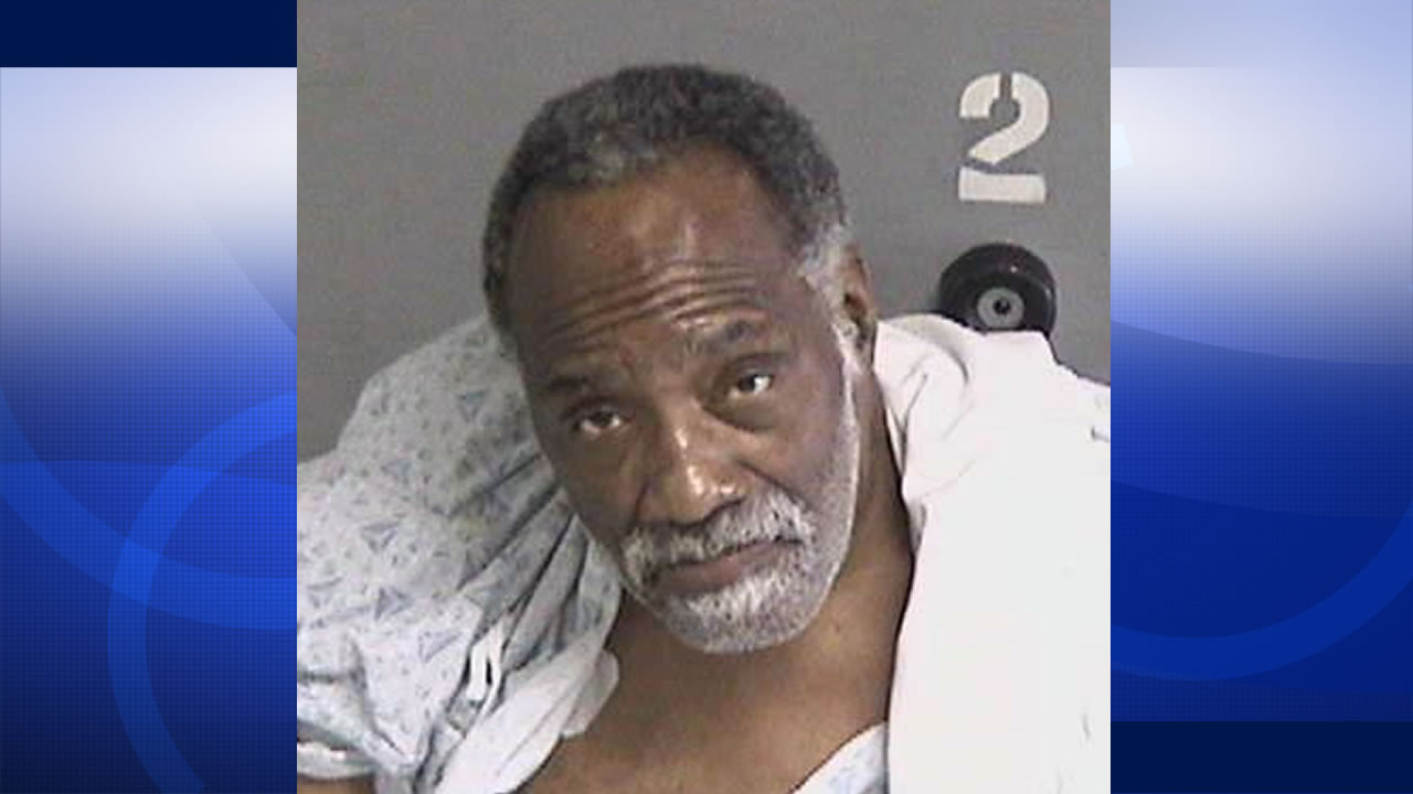 Alameda County Sheriff provided this image of Melvin Stubbs, 65, who died in custody Oakland, Calif. March 6, 2016 after he was wrongly jailed for the death of his wife.