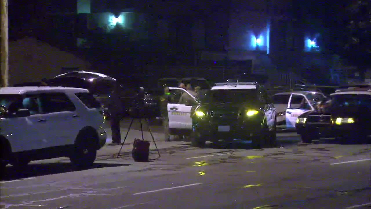 A 22-year-old man was found stabbed to death on Huntington Drive in San Gabriel.