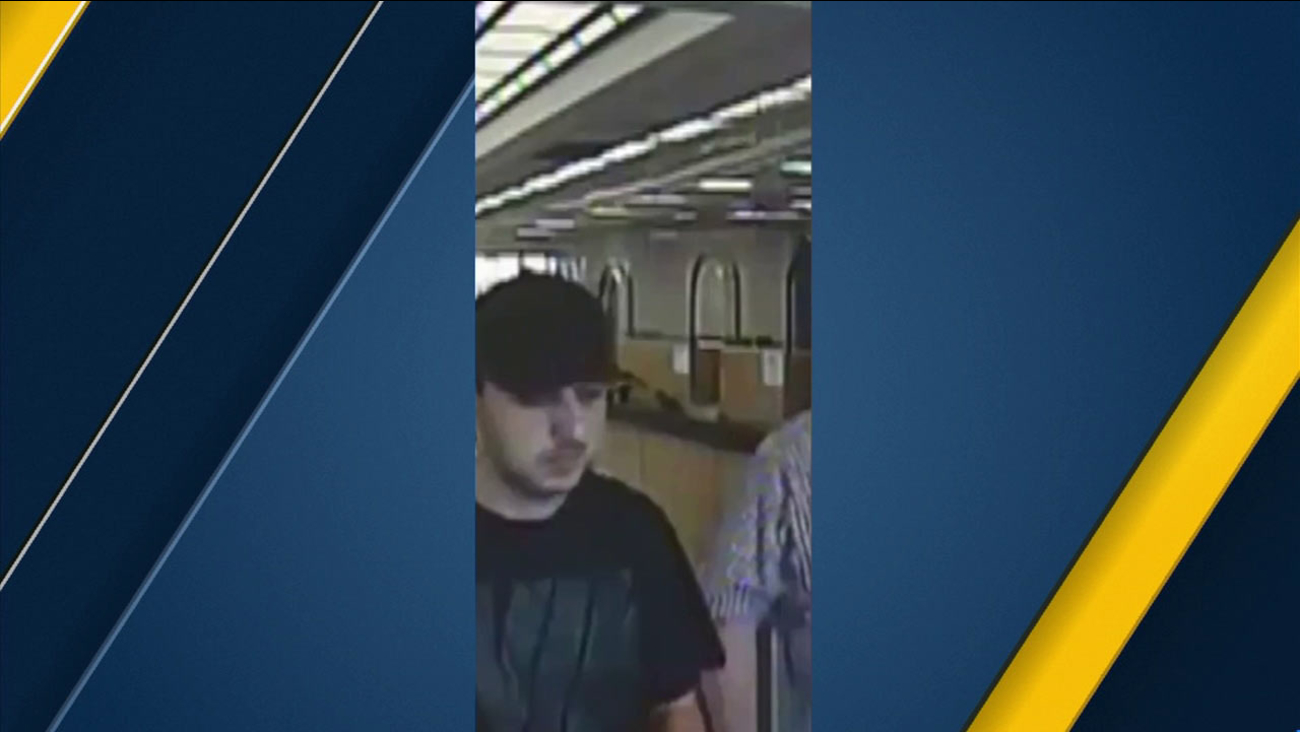 Police are asking the public's help finding a man who hit three LA-area Citibanks within one week.