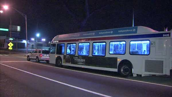 "<div class=""meta image-caption""><div class=""origin-logo origin-image none""><span>none</span></div><span class=""caption-text"">Police say a woman was taken from a SEPTA bus after violent confrontations along Roosevelt Boulevard.</span></div>"