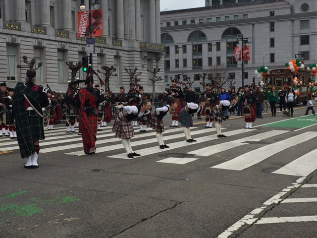 WATCH FULL VIDEO: San Francisco's St  Patrick's Day Parade