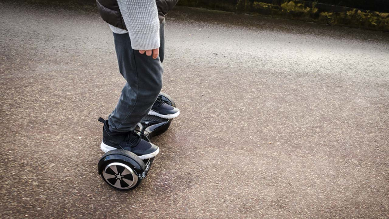 Hoverboard generic