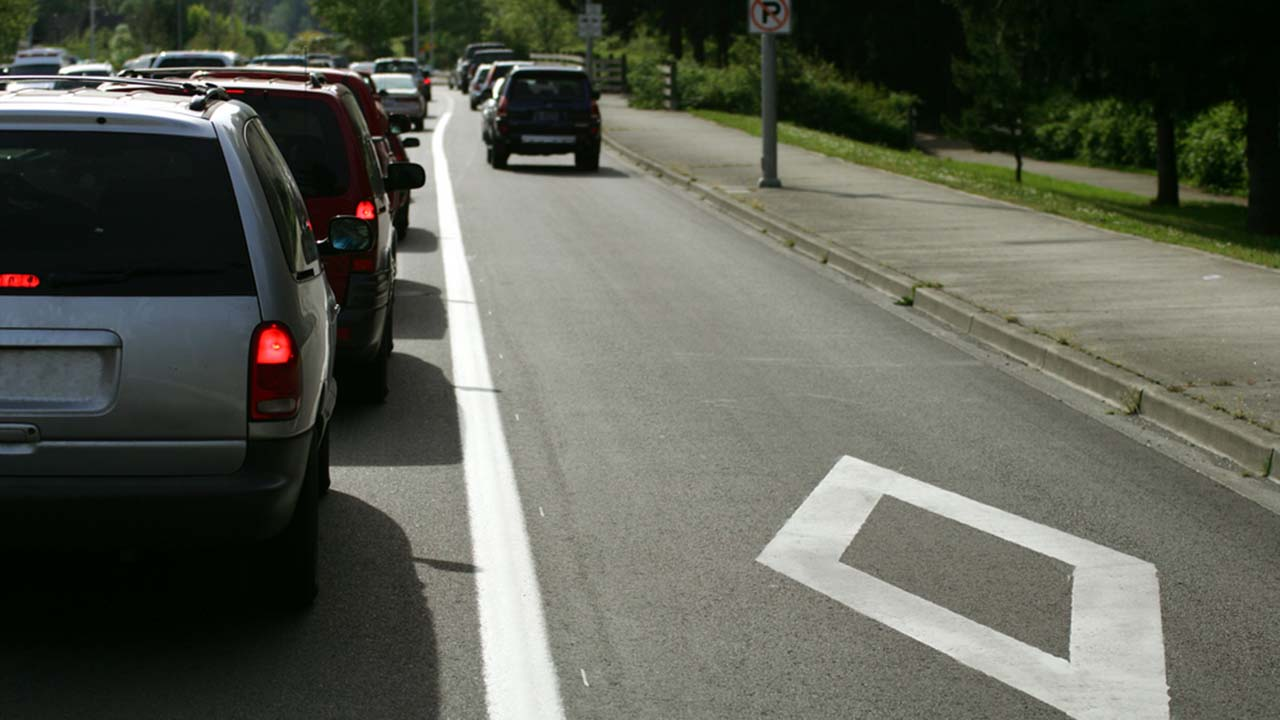 HOV lanes generic