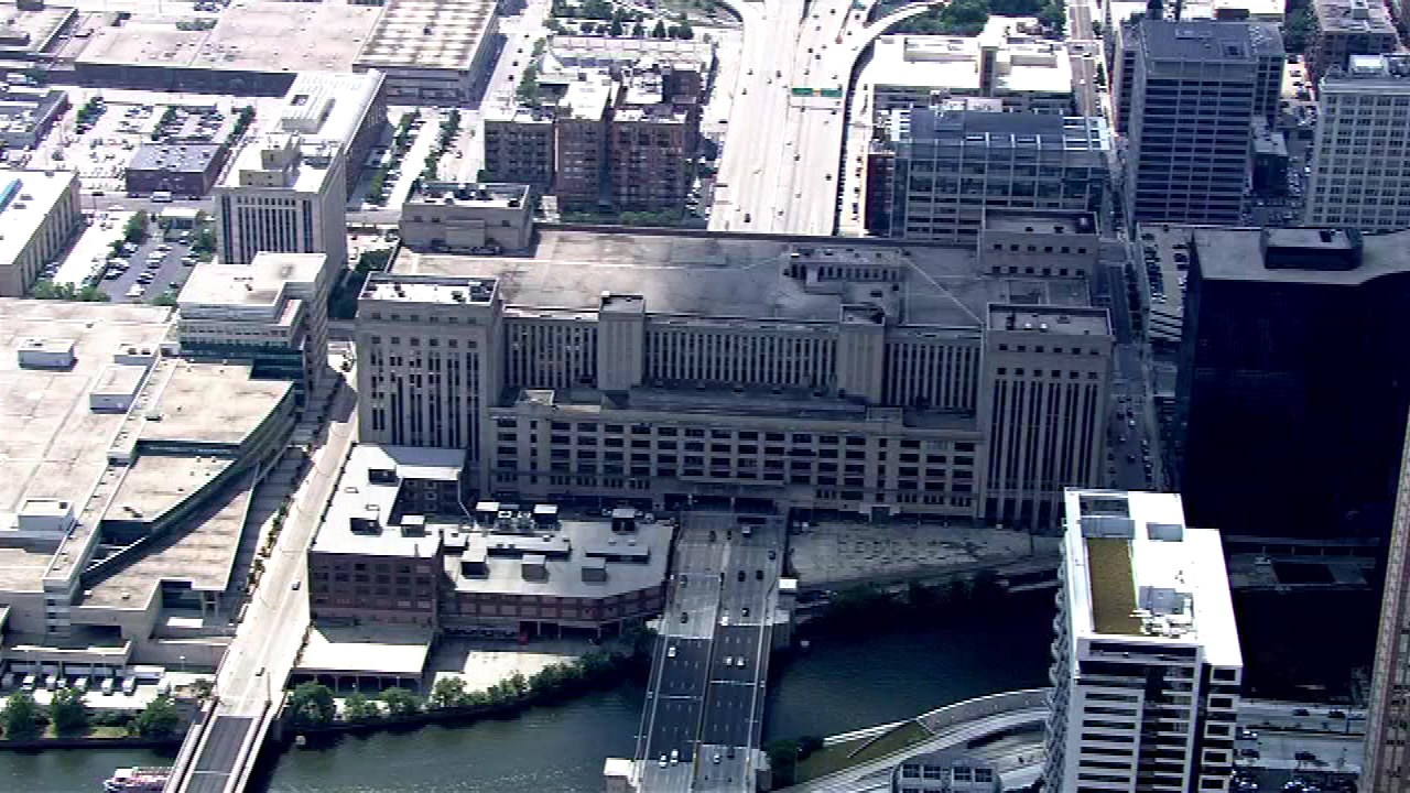 Chicago's Old Main Post Office