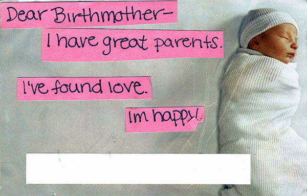 """<div class=""""meta image-caption""""><div class=""""origin-logo origin-image none""""><span>none</span></div><span class=""""caption-text"""">Pictured: One of the postcards from PostSecret.  Cards like this one inspired PostSecret: The Show. (PostSecret.com/Frank Warren)</span></div>"""