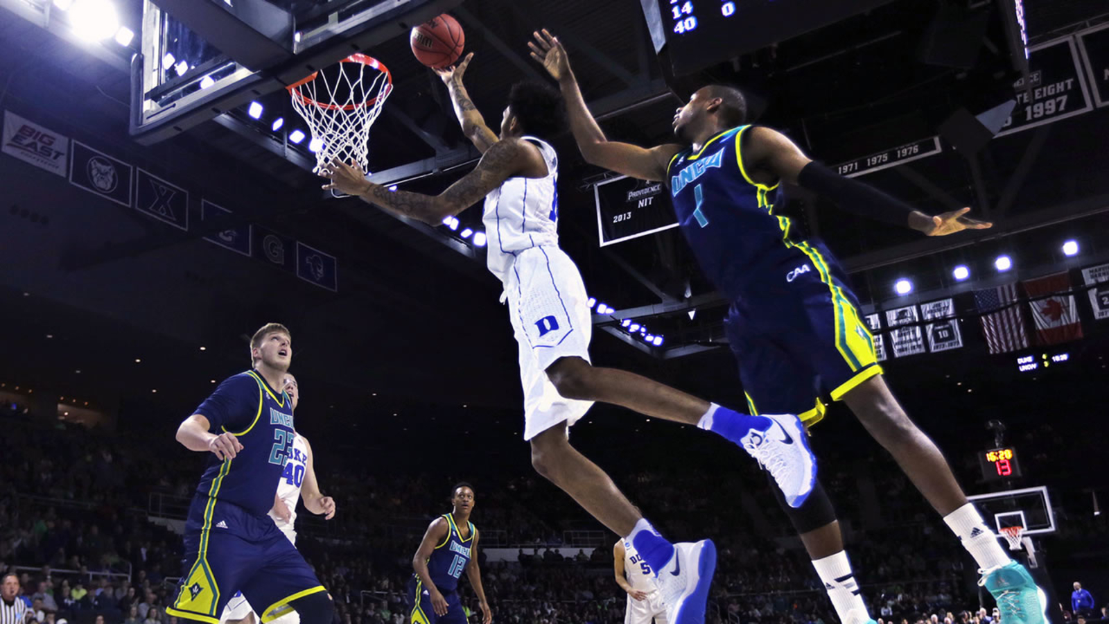 Duke Beats Unc Wilmington In First Round Of Ncaa