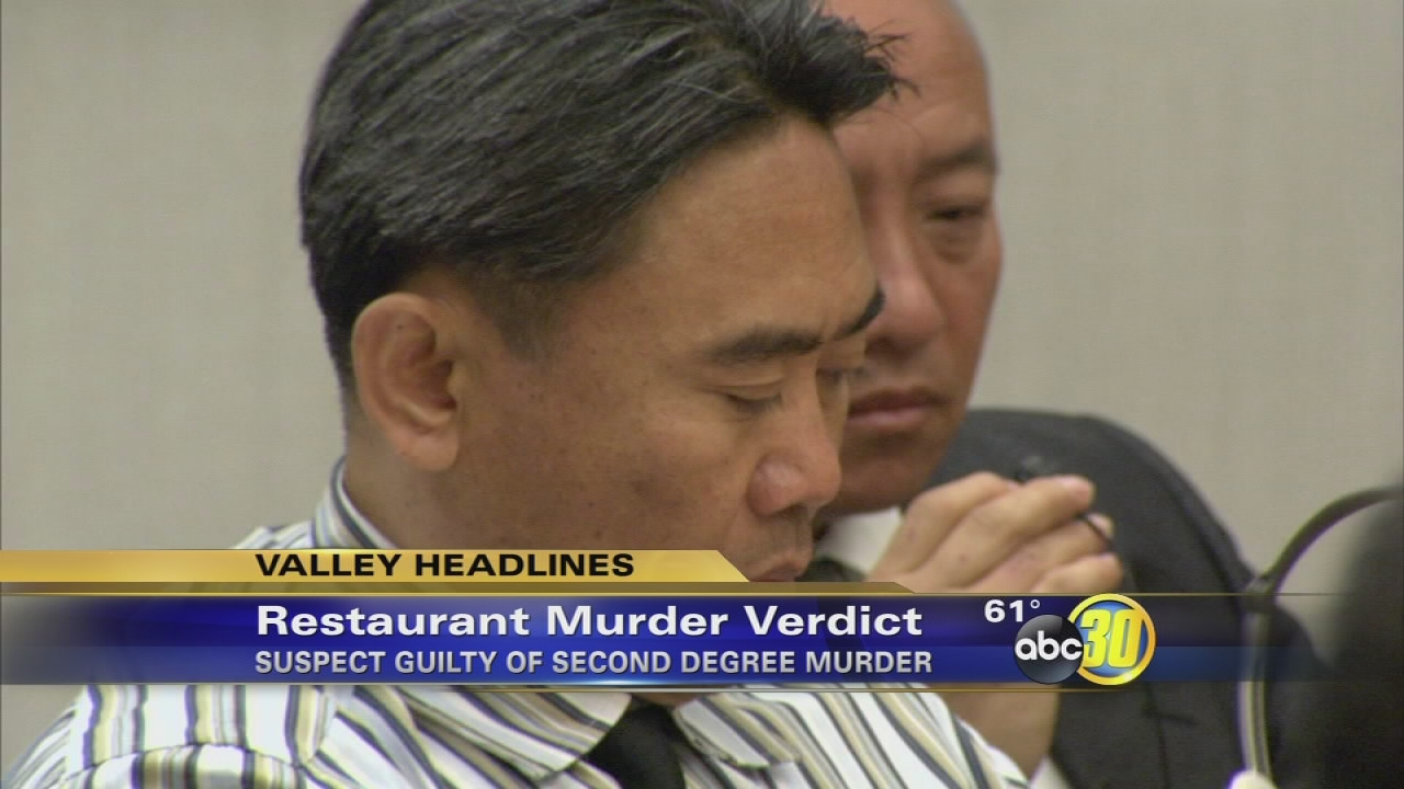 Jury finds Lee Saysanasy guilty of murder