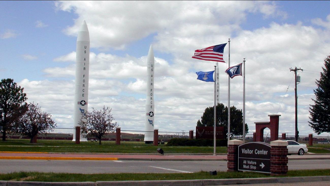 Warren Air Force Base