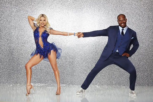 "<div class=""meta image-caption""><div class=""origin-logo origin-image none""><span>none</span></div><span class=""caption-text"">Super Bowl 50 MVP Von Miller poses with partner Witney Carson. (ABC Television Network)</span></div>"