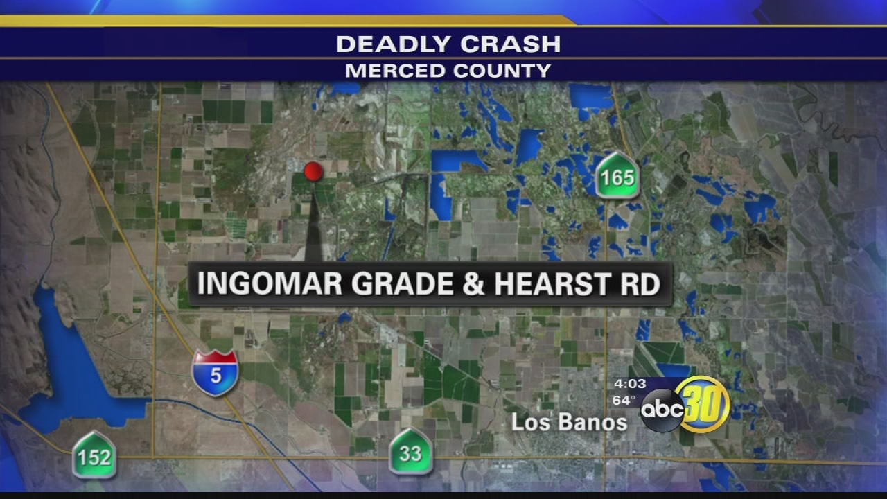 2 killed in accident near Los Banos | abc30 com