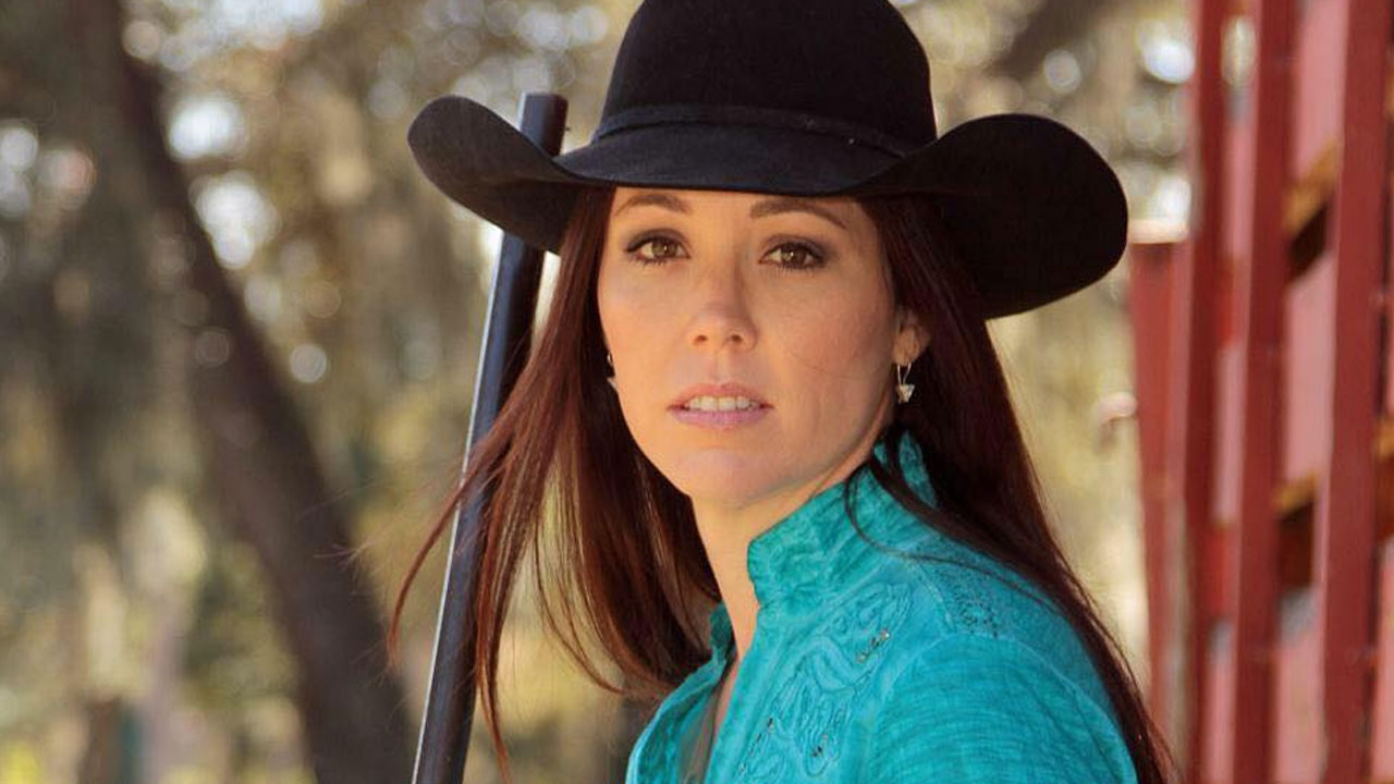 Jamie Gilt was reportedly shot in the back by her 4-year-old son.
