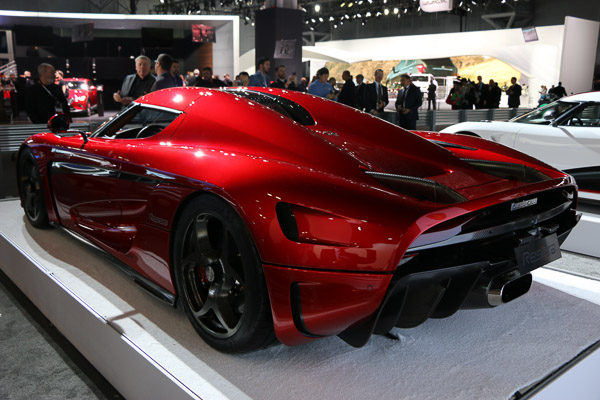 Photos Hot Cars At The New York International Auto Show - International car show