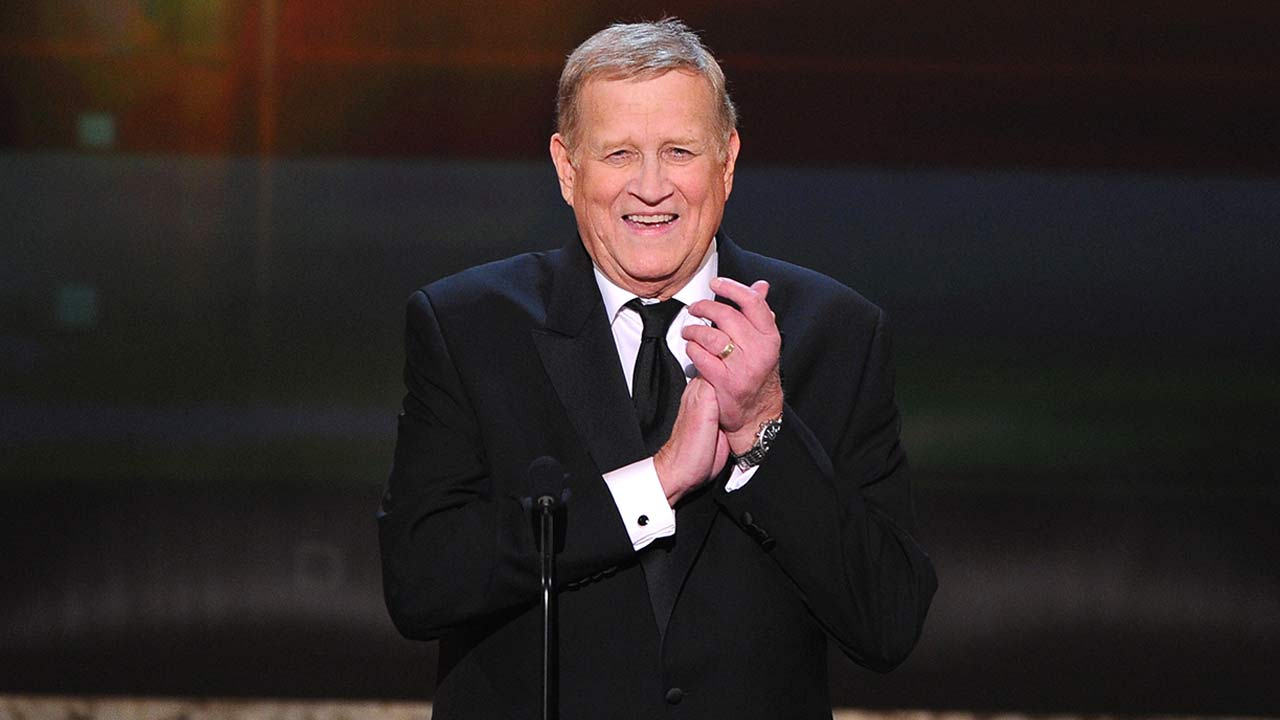 Actors union president Ken Howard, pictured here in 2015, has died at age 71.