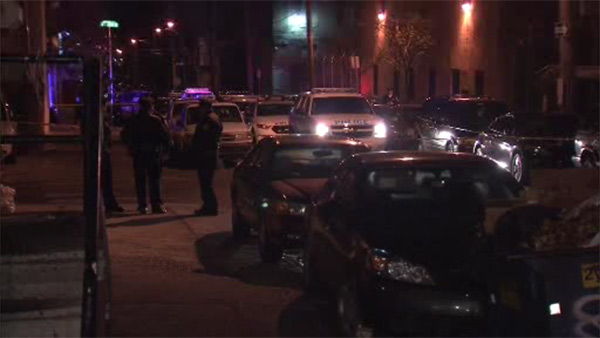 Shooting leaves 1 dead in Kensington
