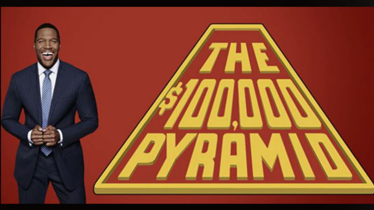 Casting Call For 100000 Pyramid Hosted By Michael Strahan