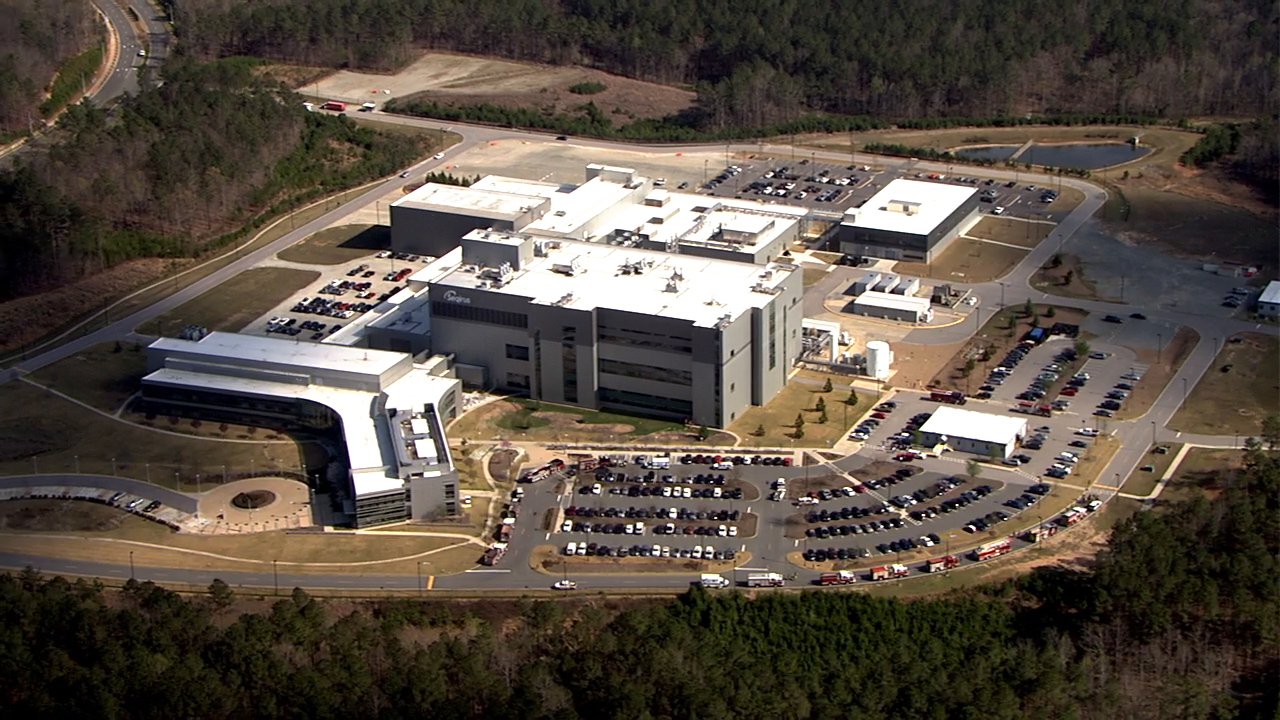 Seqirus facility in Holly Springs