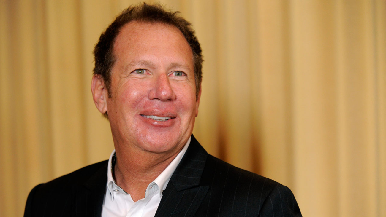 Comedian Garry Shandling, pictured here in 2009, has died at age 66.
