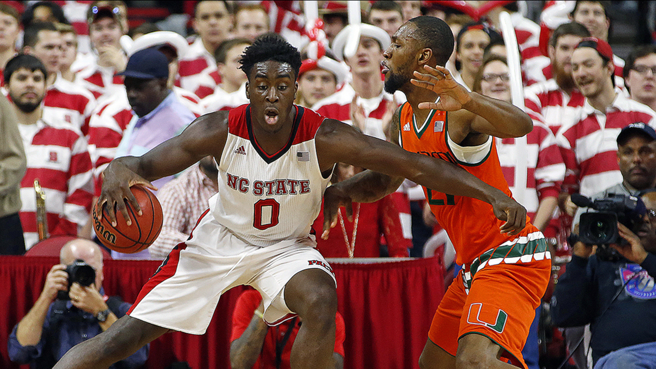 N.C. State's Abdul-Malik Abu has left the door open to return to the Wolfpack.