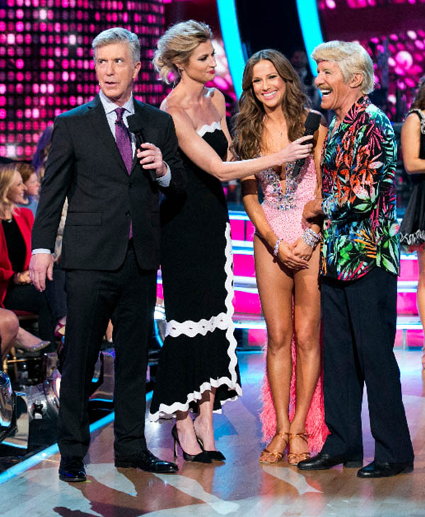 <div class='meta'><div class='origin-logo' data-origin='ABC'></div><span class='caption-text' data-credit=''>Geraldo Rivera & Edyta Sliwinska were voted off at the end of Week Two.</span></div>